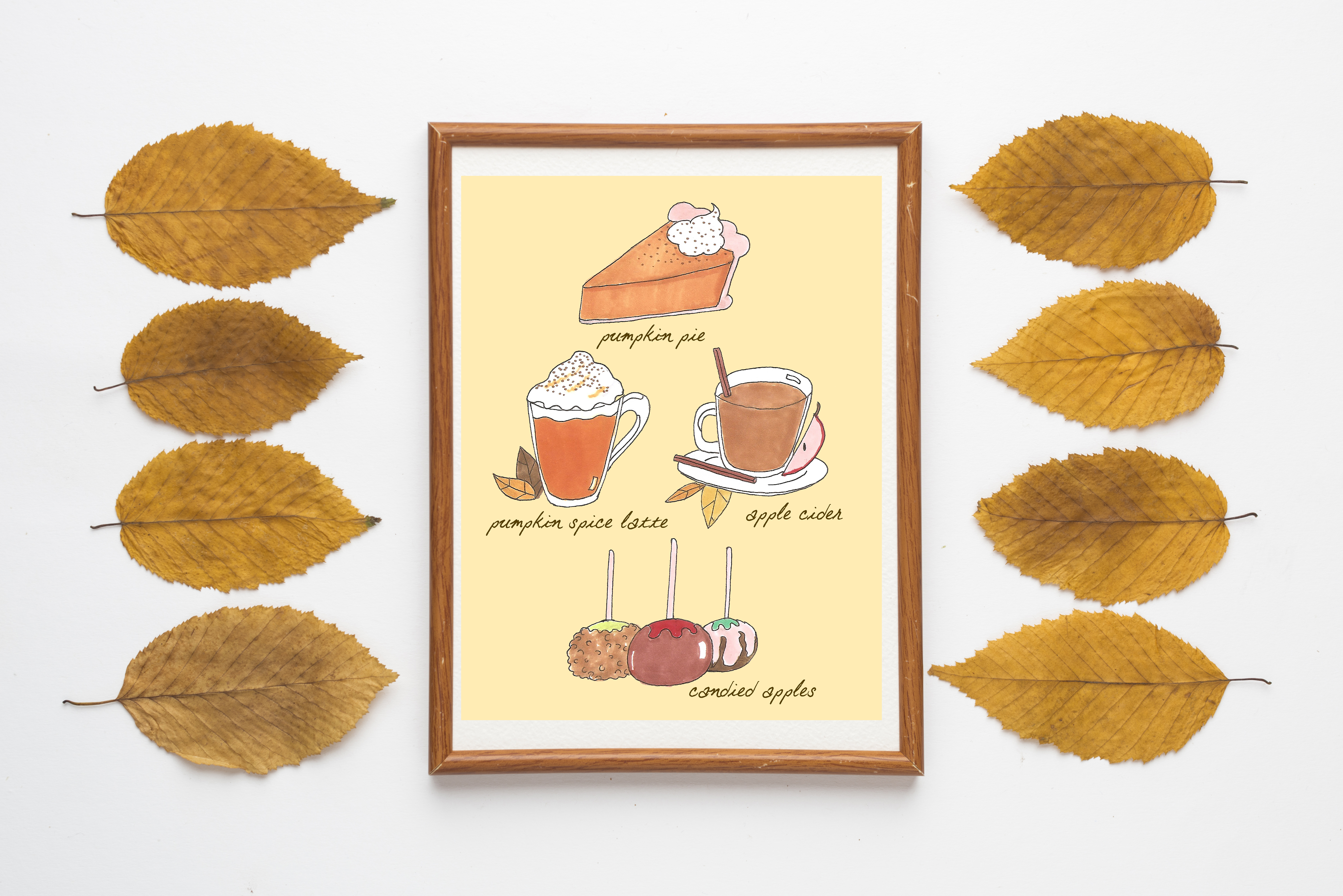 """""""Autumn Sweet Treats"""""""