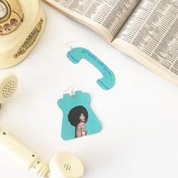 badu earrings