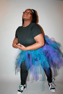 Artist Showcase: Jelisa Brown of ASIL NWORB