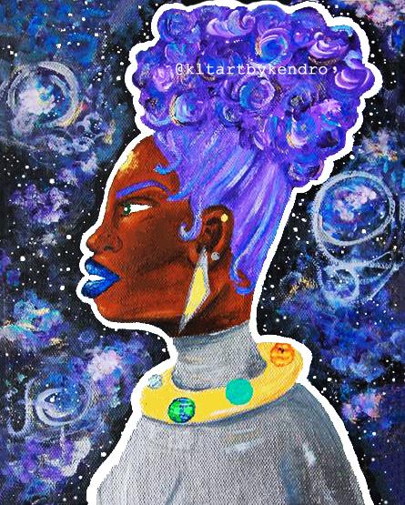 """Makeda the Space Cadet"""