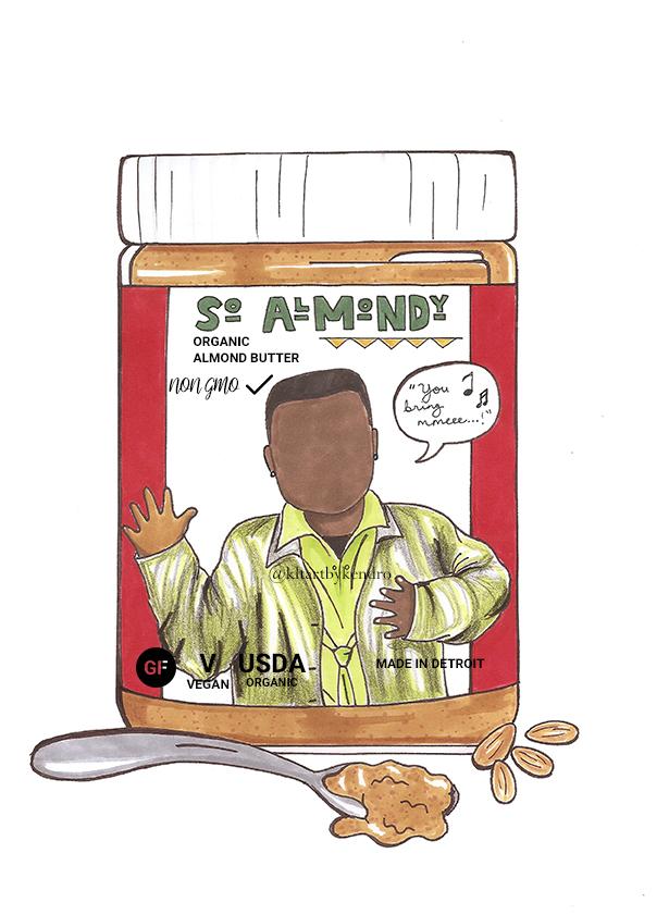 """""""So Almondy"""""""