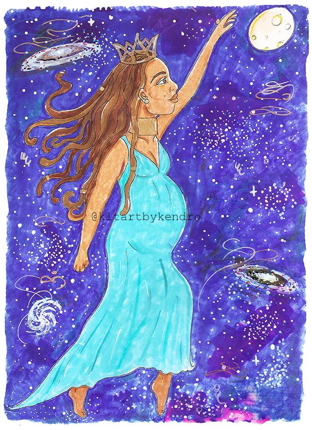 """Cosmic Love"""