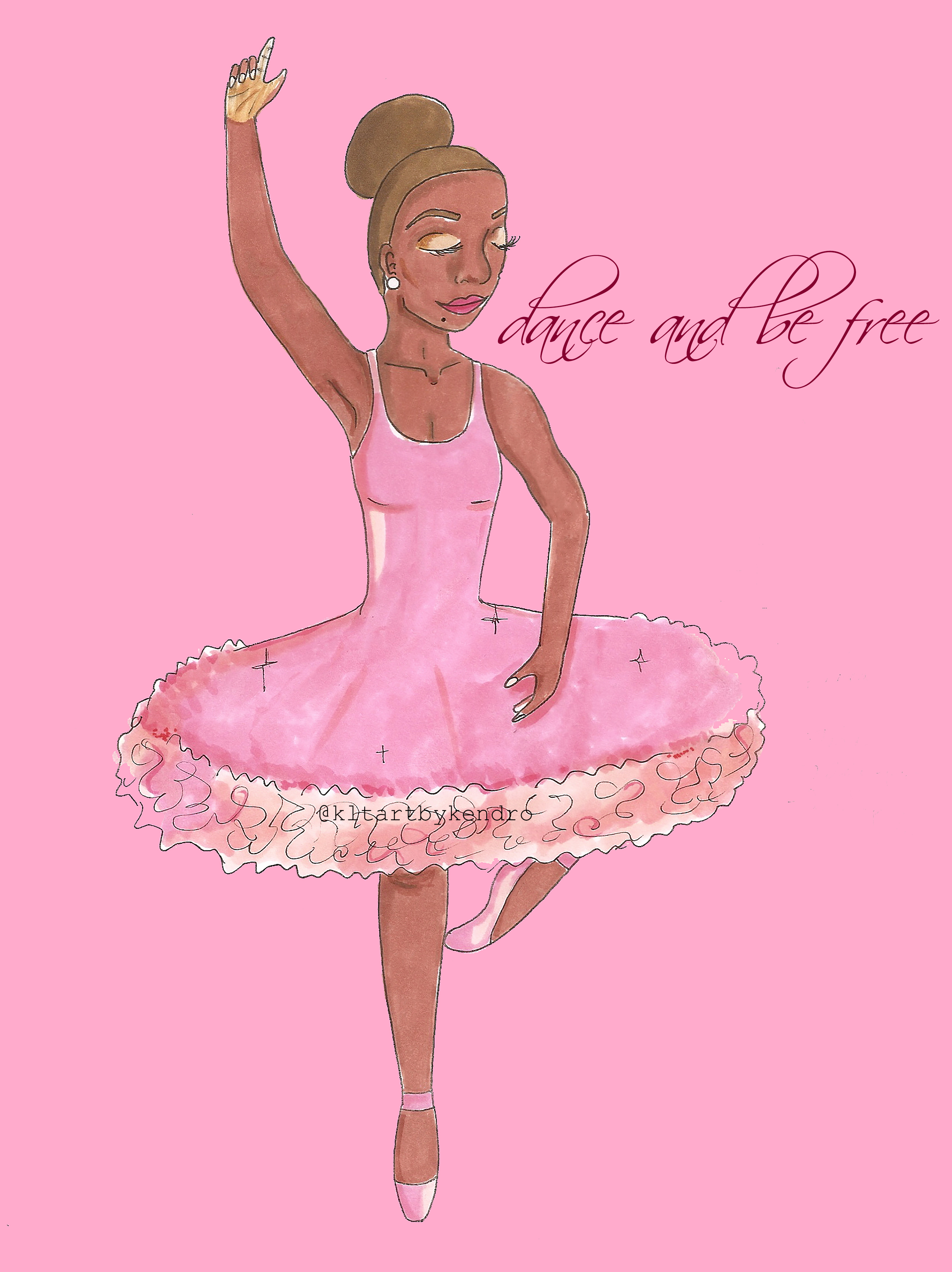"""""""Dance and Be Free"""""""