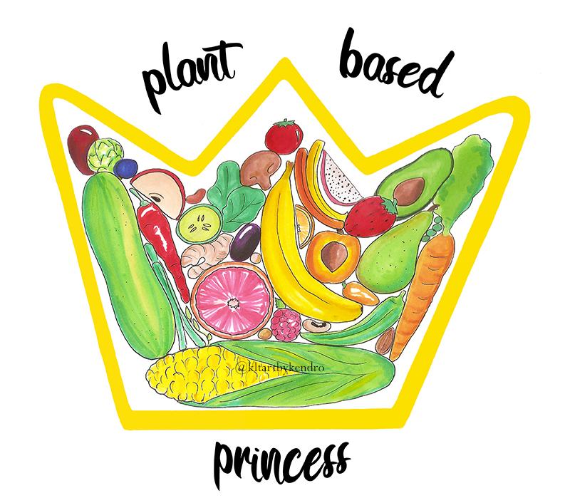 """Plant Based Princess"""