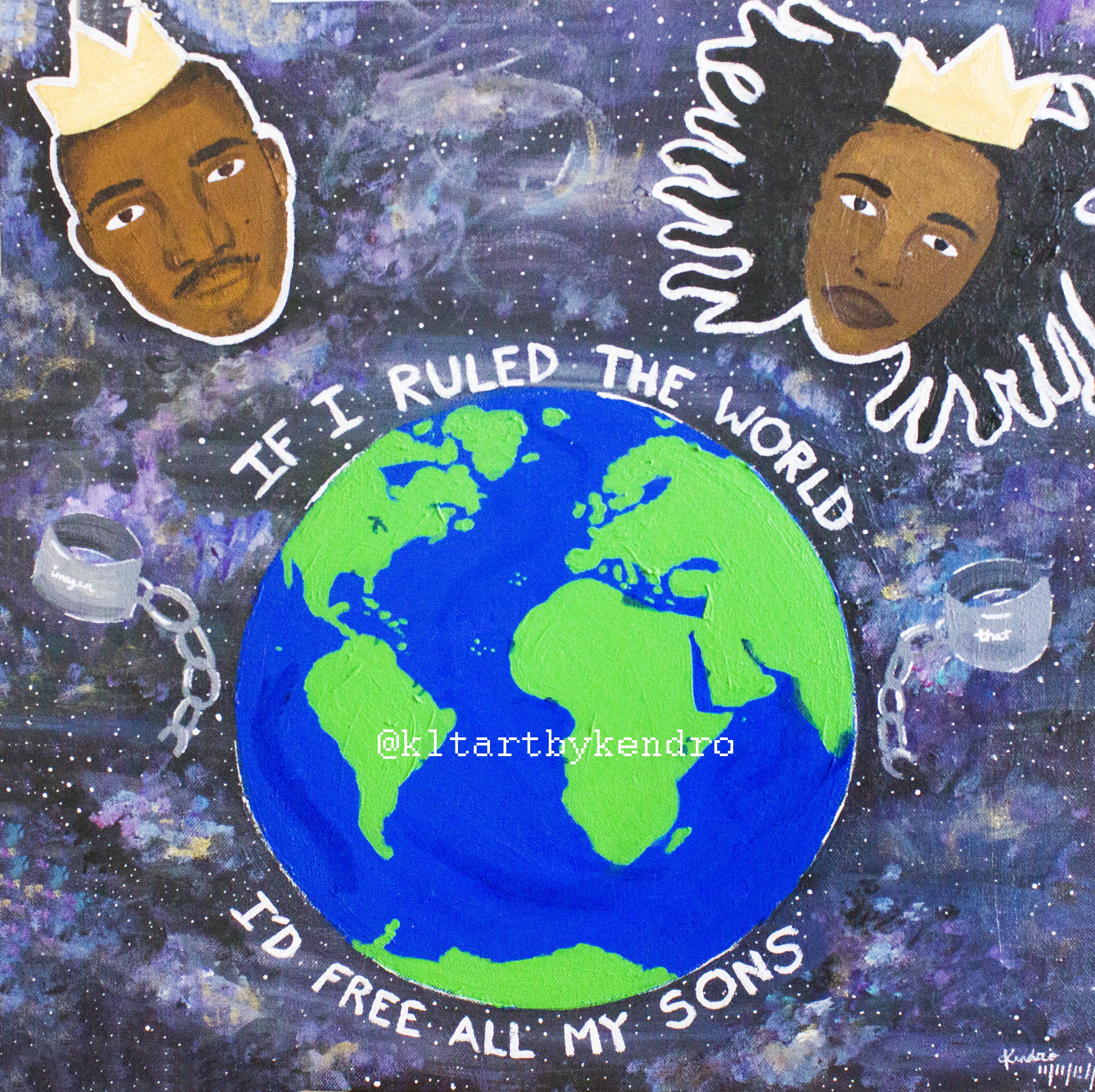 """""""If I Ruled the World"""""""