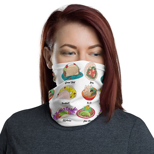 """Taco Tuesday"" Neck Gaiter / Face Mask"
