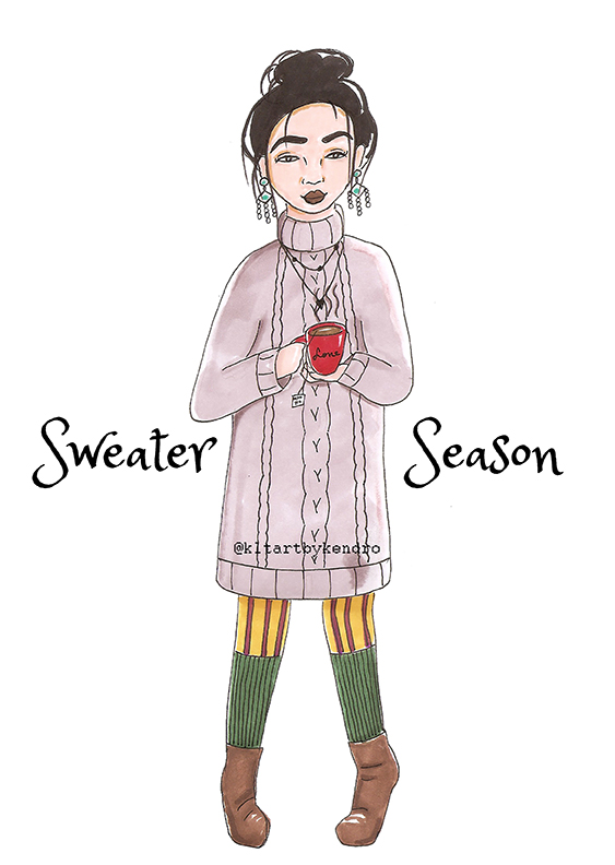 """Sweater Season"""