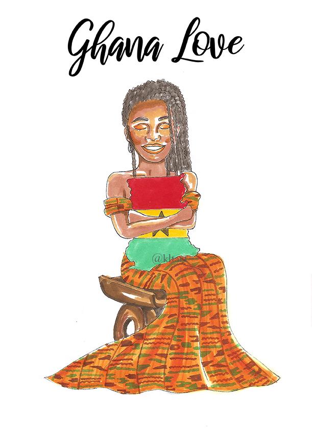 """Ghana Love"""