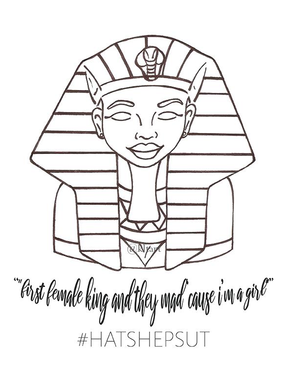 """""""Hatshepsut"""""""