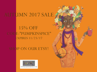 🍂Autumn 2017 Sale Is Here! 🍁