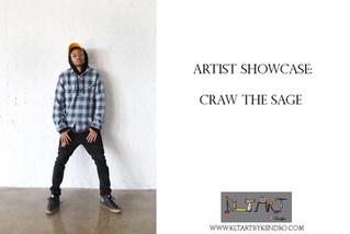 Artist Showcase: Craw the Sage