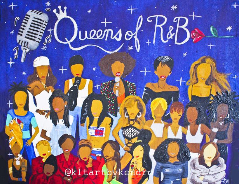"""""""Queens of R&B"""""""