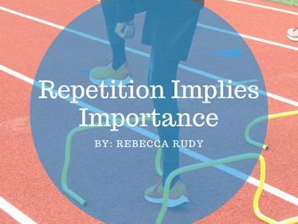 Repetition Implies Importance