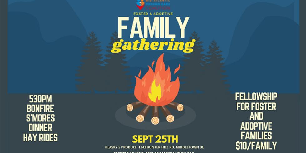 Family Fellowship Night