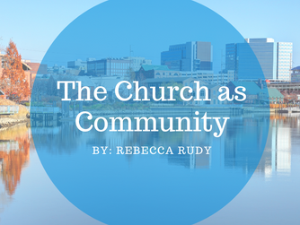 The Church as Community