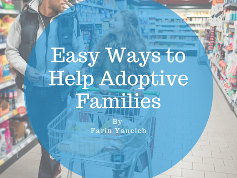 Easy Ways to Help Adoptive Families