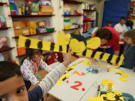 Talleres en Infantil: Los Insectos