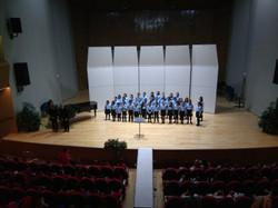 XV Certamen de coros de la CAM