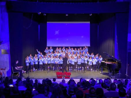 Concierto de Navidad 2019 del coro