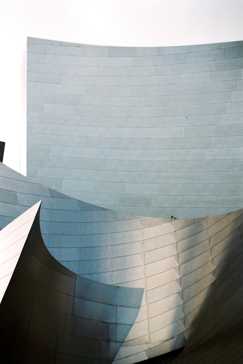 Walt Disney Concert Hall- Los Angeles 2014