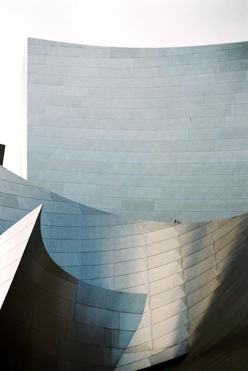 Walt Disney Concert Hall- Los Angeles 2014