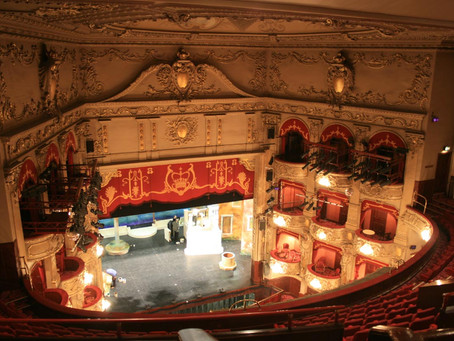The Stories Behind Old Theatre Catchphrases