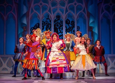 Quick Change Reviews - Sleeping Beauty (Nottingham Playhouse)