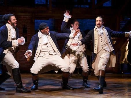 Everything You Need For A Hamilton Watch Party