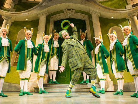 Quick Change Reviews - The Wind In The Willows (Film)