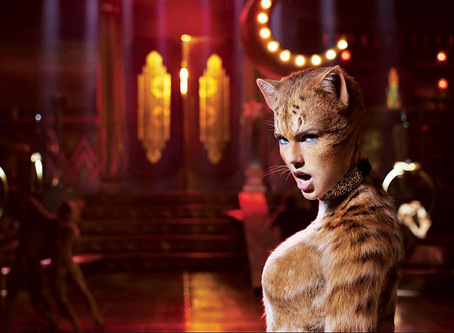 Quick Change Reviews: Cats (Movie)