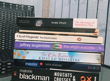 Time To Read Those Theatre-Inspiring Books On Your Shelf...
