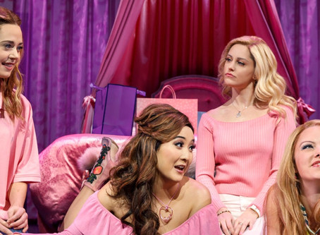 Quick Change Reviews - Mean Girls (Broadway)