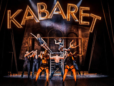 Quick Change Reviews - Cabaret (Tour)