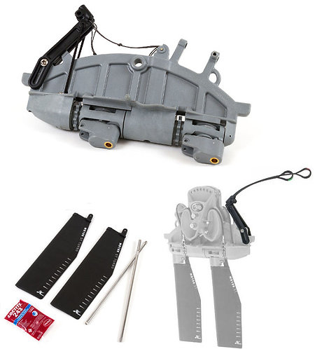 V2/GT to MD180 Turbo Upgrade Kit