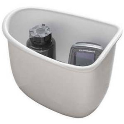 Forward hatch liner buckets