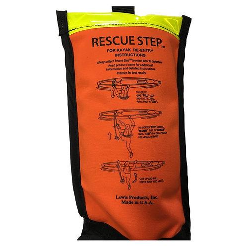 Kayak Rescue Step