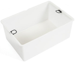 Rectangular Hatch Bucket