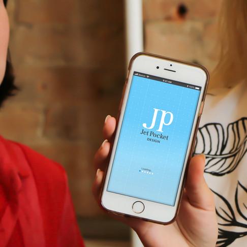 Jet Pocket Design - Loading