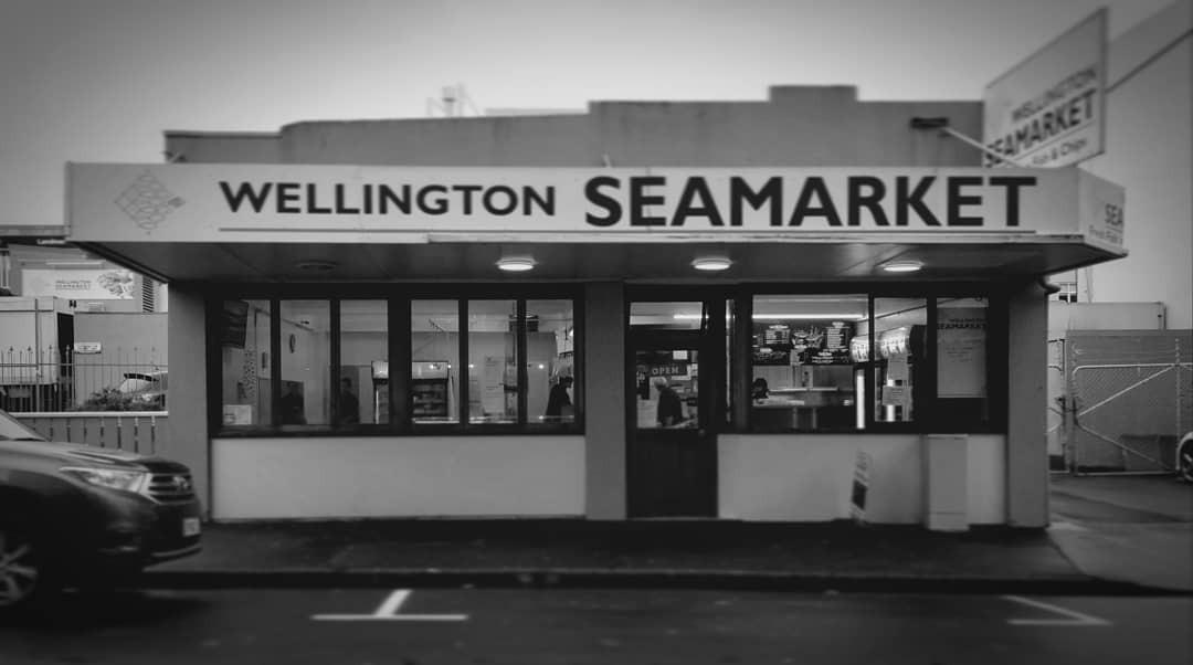 Wellington Sea Market