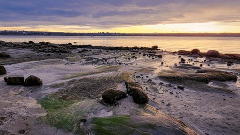 English Bay - Sunset 01