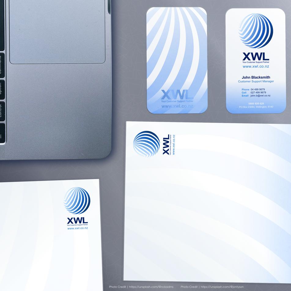 XWL Brand Identity