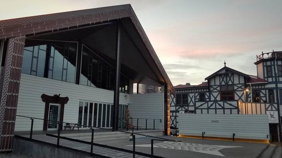 Wellington in Sunset