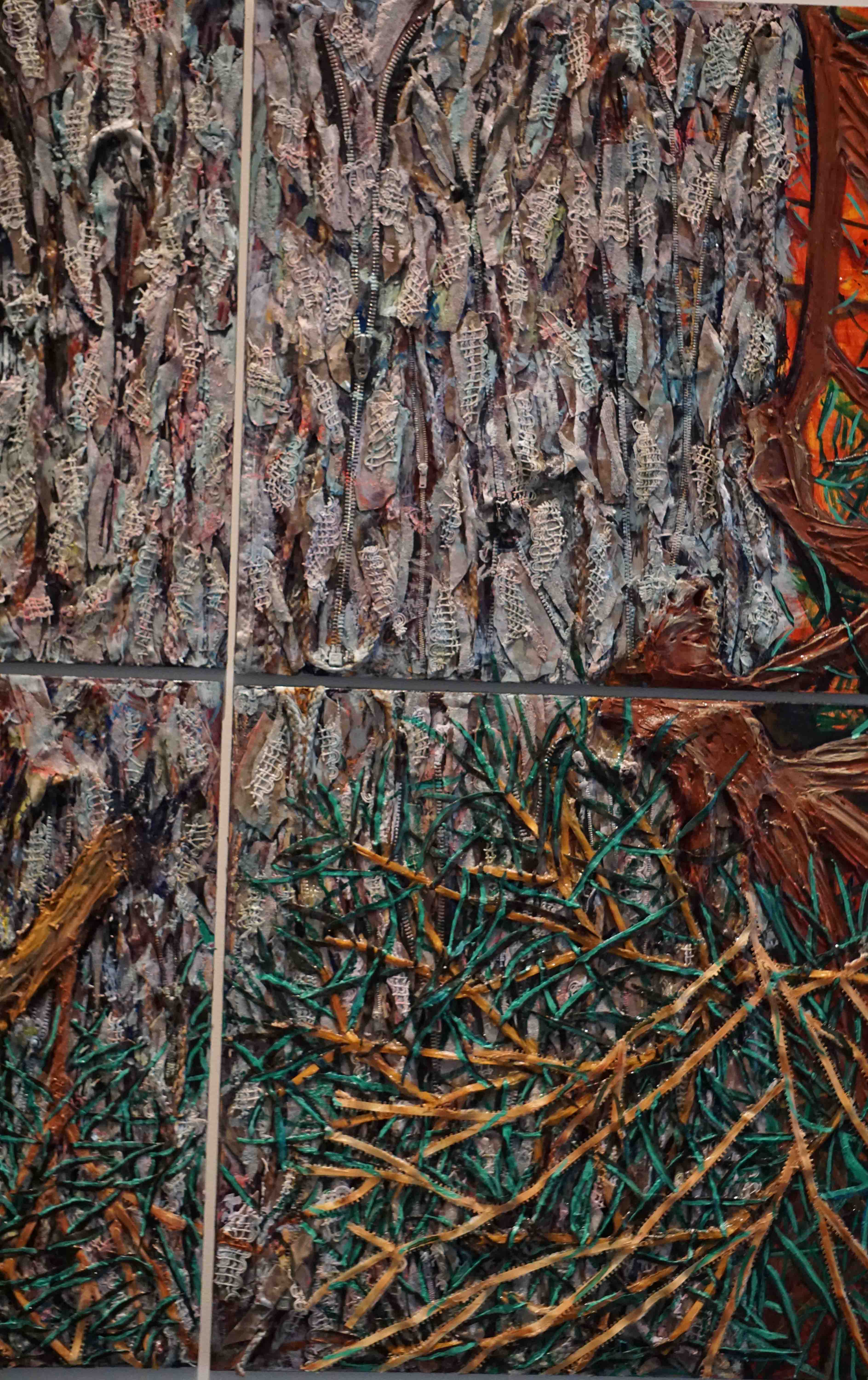 Whispers_in_the_forest…_spruce_tree_painting_detail