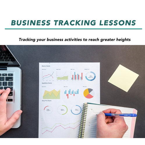 Business Tracking Tools