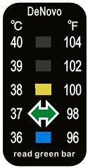 Mini Temp indicator