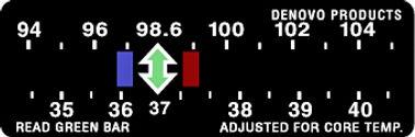 temp-assure indicator