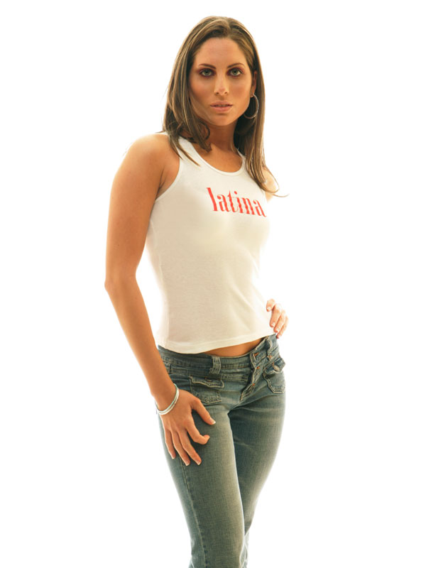 Latina Sleeveless Tee