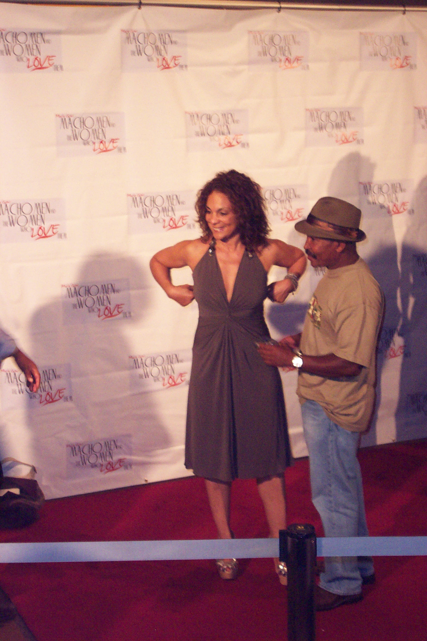 JASMINE GUY RED CARPET