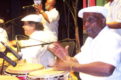 KINGS OF THE CONGAS