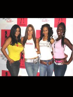 Mamita Girls on the Red Carpet